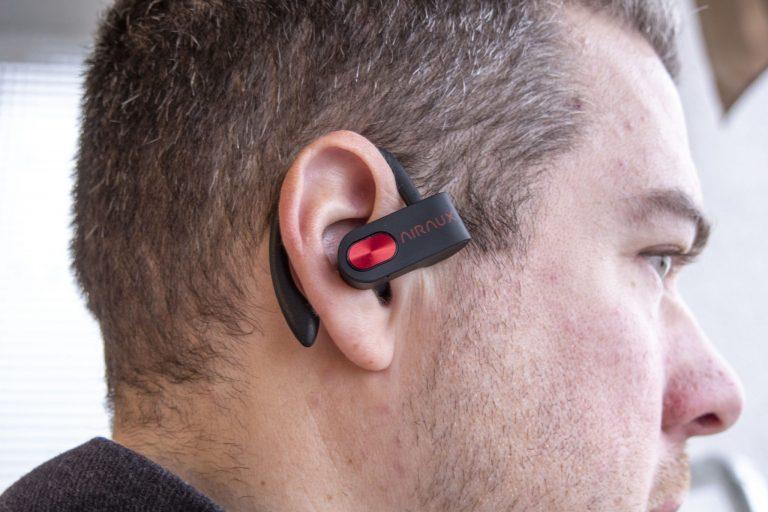 Blitzwolf AIRAUX AA-UM2 sport fülhallgató teszt 12