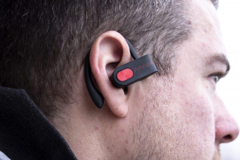 Blitzwolf AIRAUX AA-UM2 sport fülhallgató teszt 13