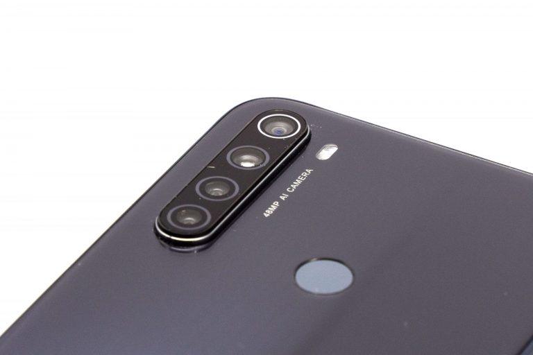 Redmi Note 8T okostelefon teszt 5