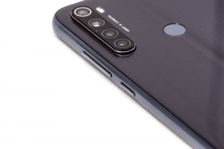 Redmi Note 8T okostelefon teszt 7