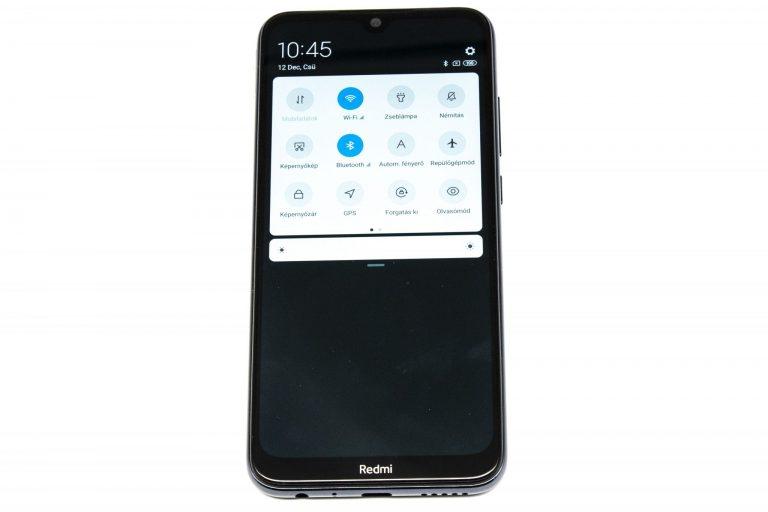Redmi Note 8T okostelefon teszt 11