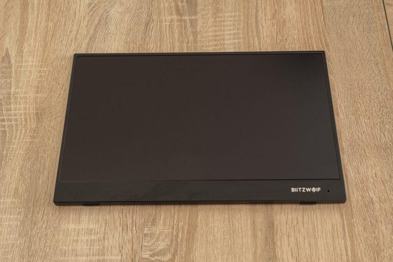 BlitzWolf BW-PCM3 hordozható monitor teszt 12