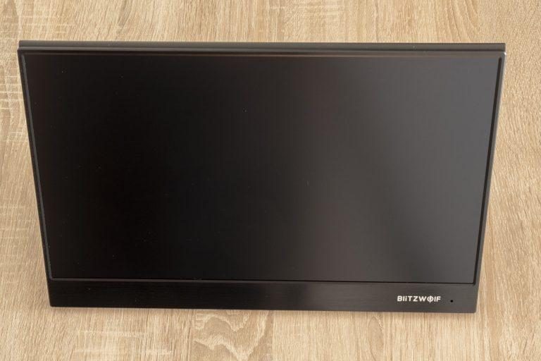BlitzWolf BW-PCM3 hordozható monitor teszt 5