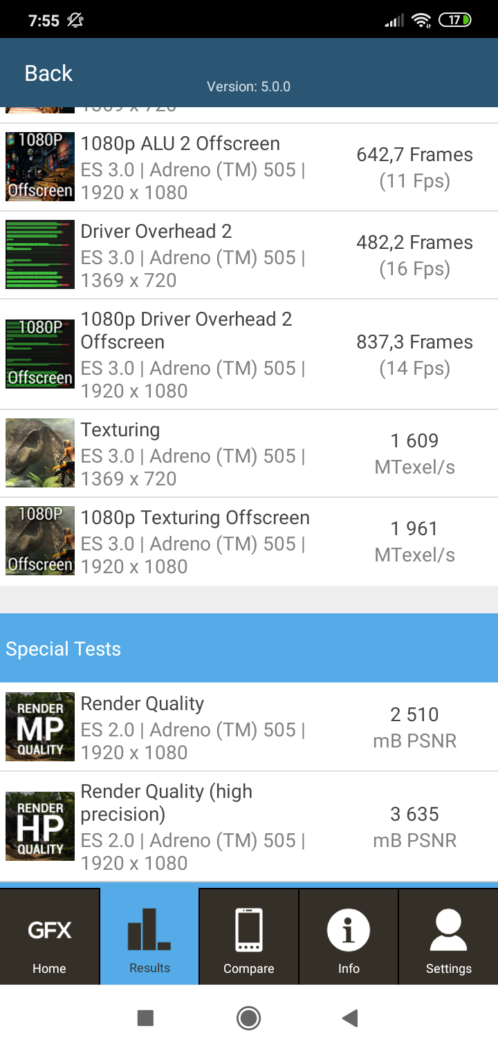 Redmi 8A okostelefon teszt 20