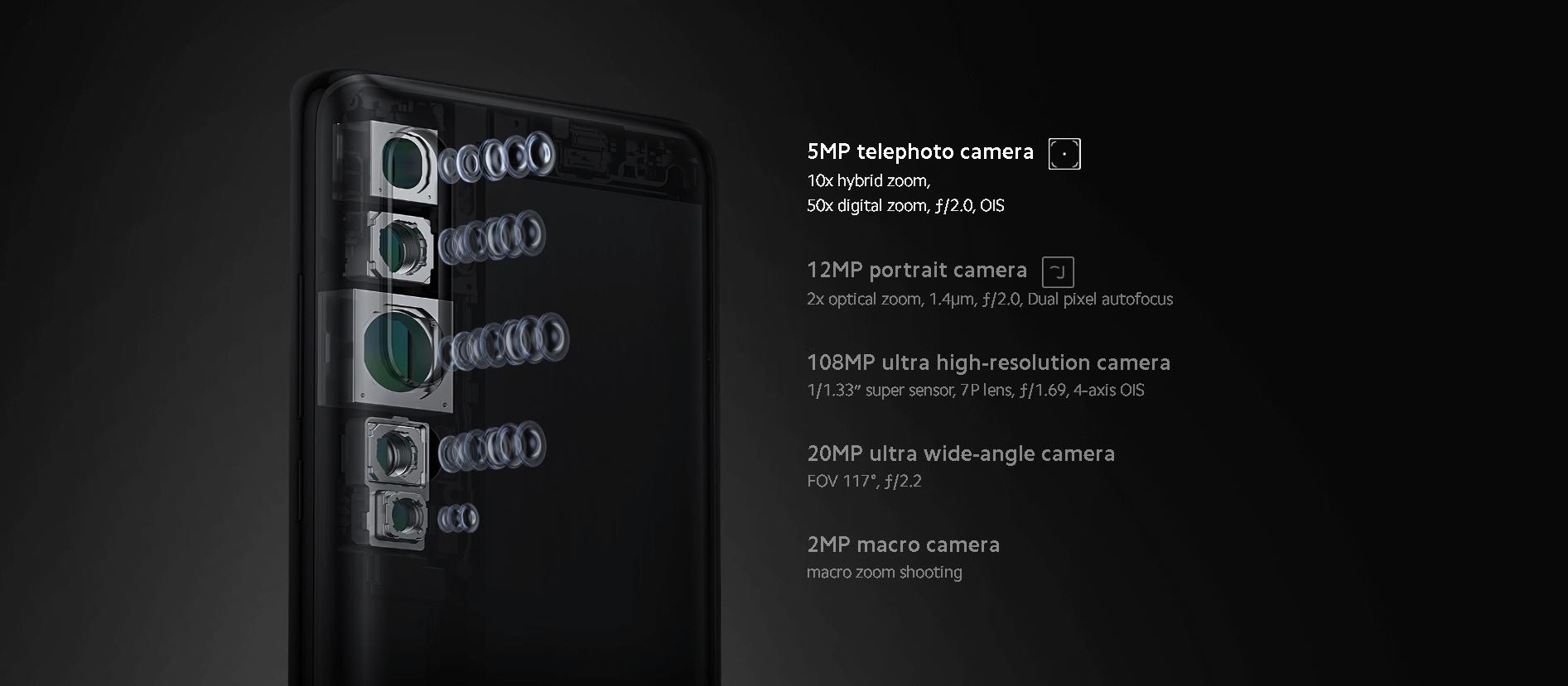 Xiaomi Mi Note 10 okostelefon teszt 12