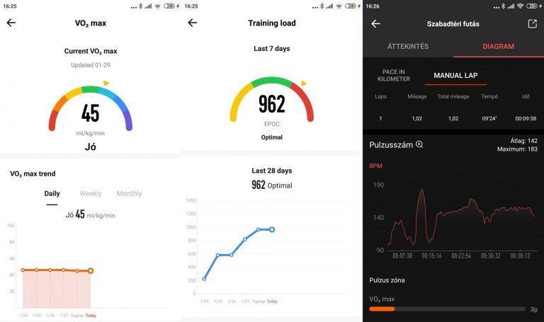 Xiaomi Amazfit Stratos 3 okosóra teszt 13