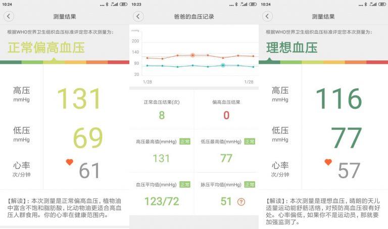 Xiaomi Mijia iHealth 2 vérnyomásmérő teszt 12