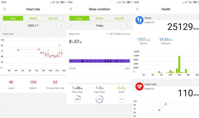 Xiaomi Hey Plus okoskarkötő teszt 15
