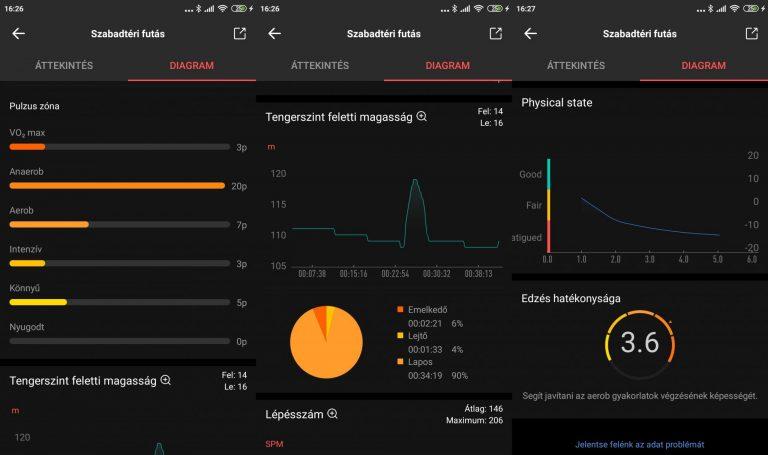 Xiaomi Amazfit Stratos 3 okosóra teszt 14