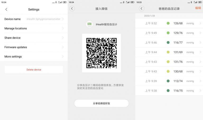 Xiaomi Mijia iHealth 2 vérnyomásmérő teszt 13