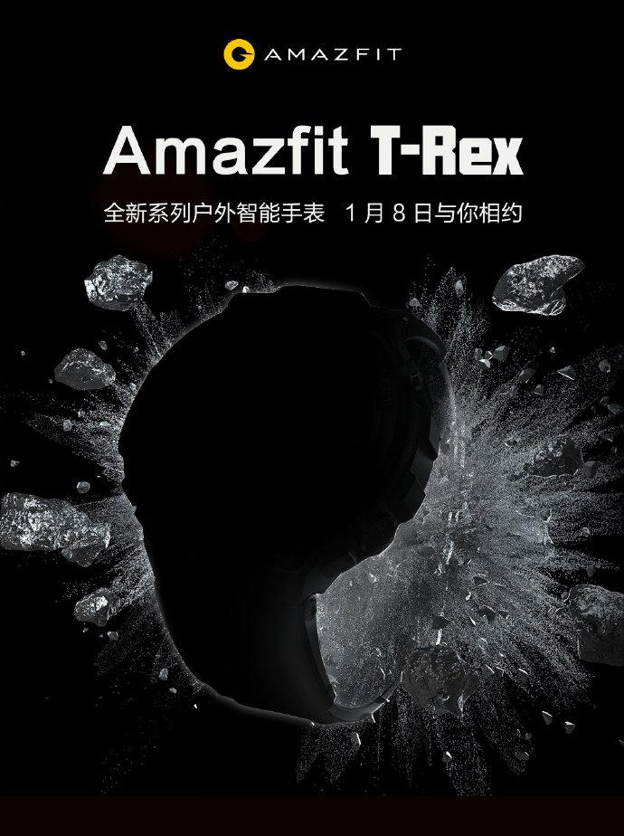 Hamarosan lehull a lepel az Amazfit T-Rex túraokosóráról 6