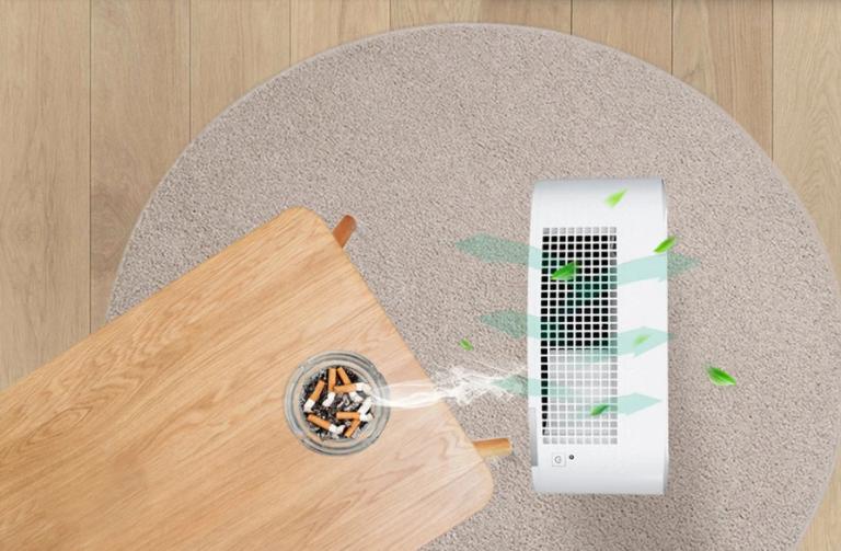 Tisztább levegőt otthonra: Baomi Lite Air 2 5