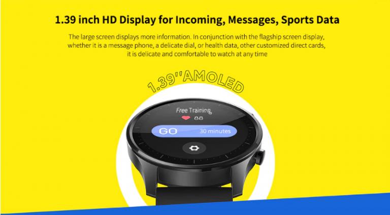 Xiaomi Mi Watch Color – színes egyéniségeknek 3