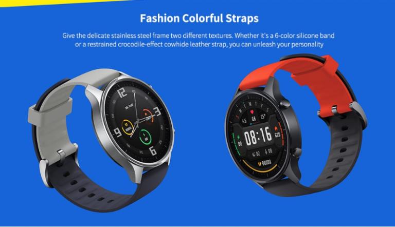 Xiaomi Mi Watch Color – színes egyéniségeknek 2
