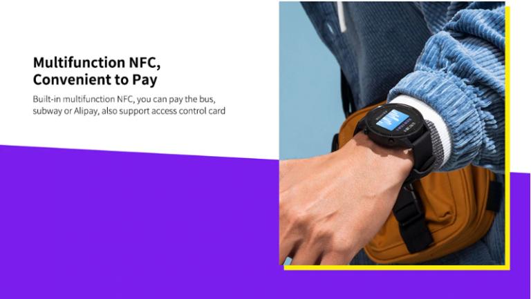 Xiaomi Mi Watch Color – színes egyéniségeknek 5