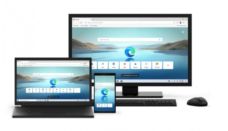 Már letölthető a Microsoft új böngészője 2