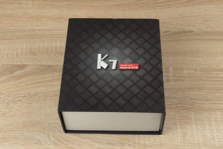 Mecool K7 TV box teszt 2
