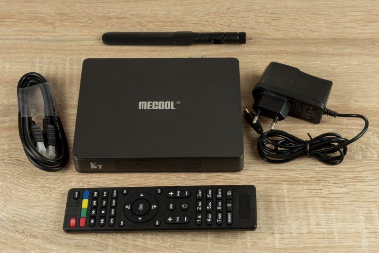 Mecool K7 TV box teszt 3