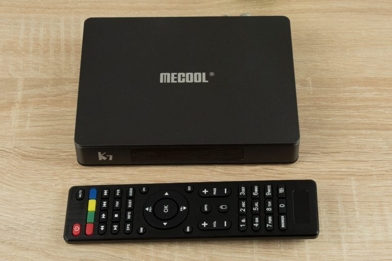 Mecool K7 TV box teszt 4