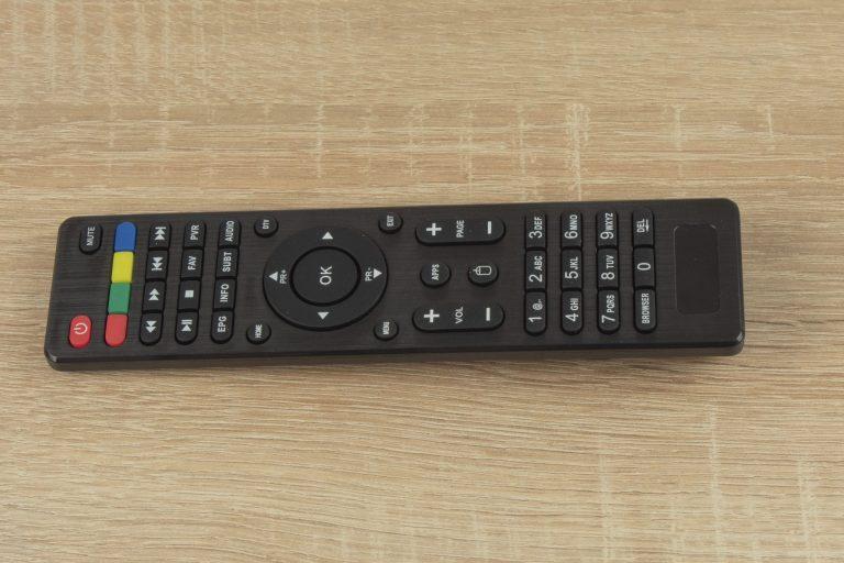 Mecool K7 TV box teszt 5