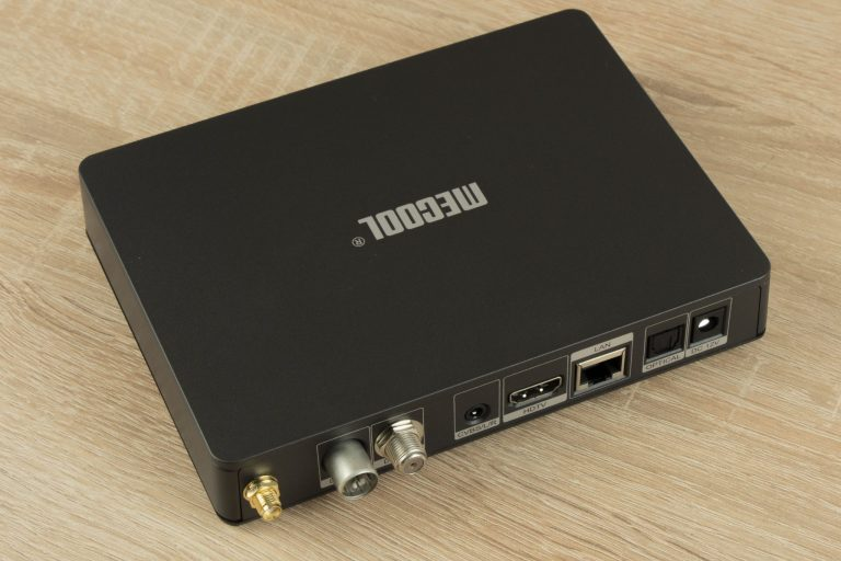 Mecool K7 TV box teszt 7