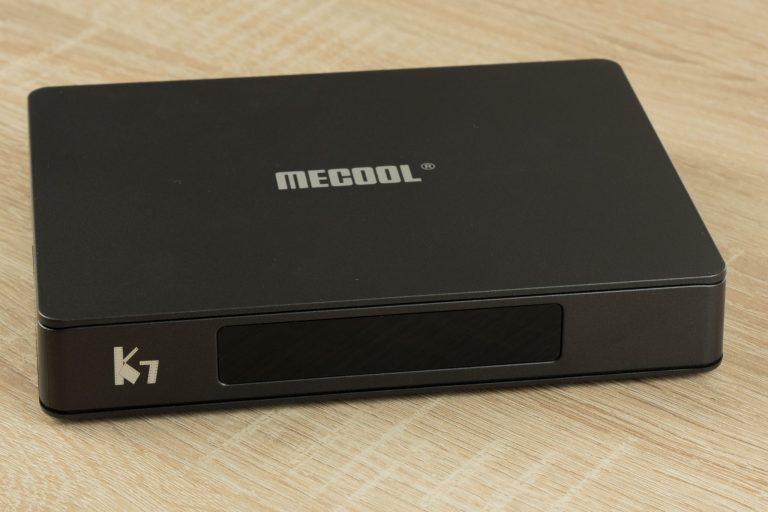 Mecool K7 TV box teszt 9