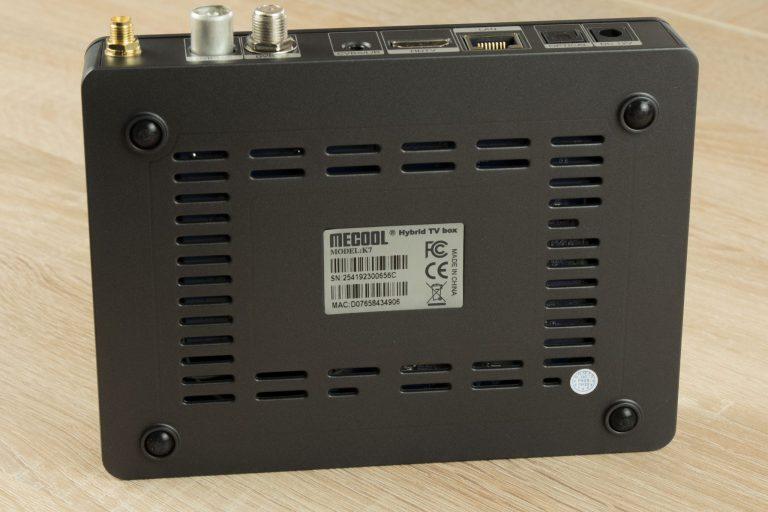 Mecool K7 TV box teszt 10