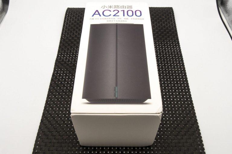 Xiaomi Mi AC2100 Router tesztje 2
