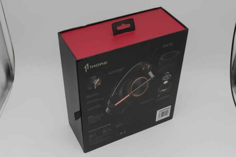 1More Spearhead VR gamer fejhallgató teszt 3