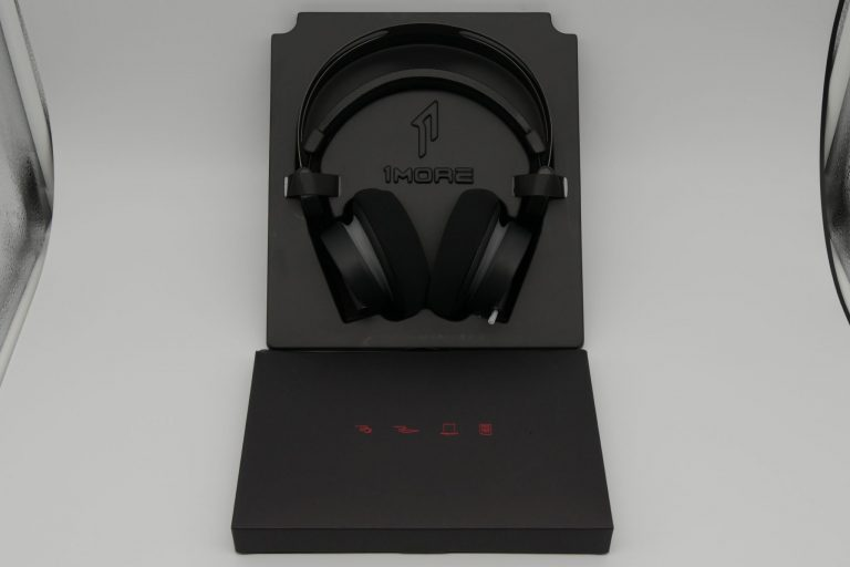 1More Spearhead VR gamer fejhallgató teszt 5