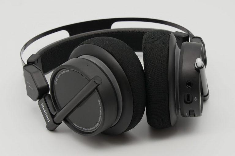 1More Spearhead VR gamer fejhallgató teszt 7