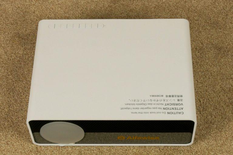 Alfawise Q9 projektor teszt 5