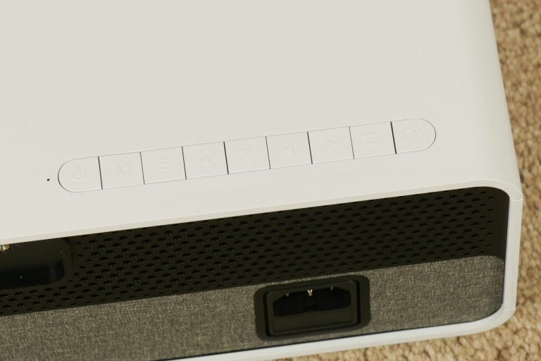 Alfawise Q9 projektor teszt 6