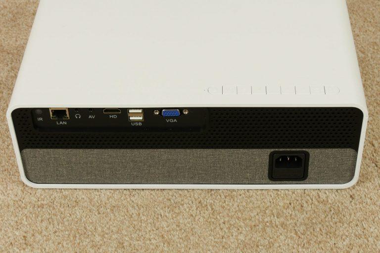 Alfawise Q9 projektor teszt 8