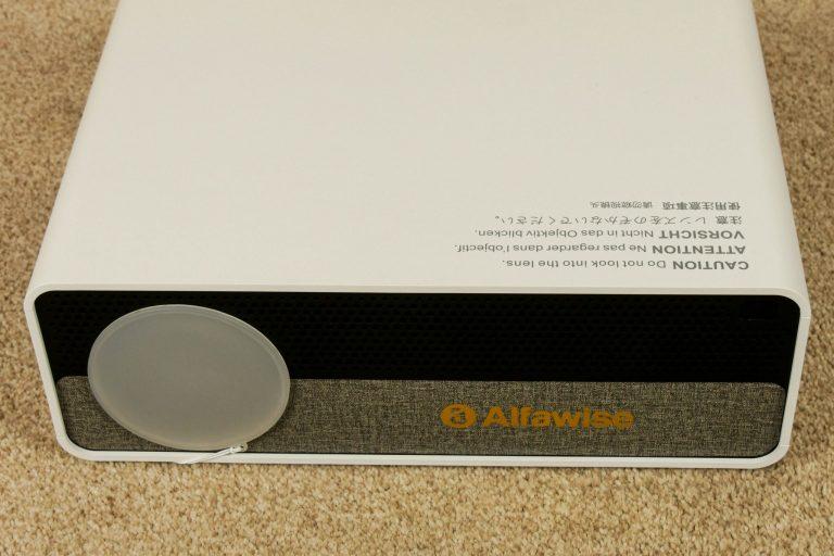 Alfawise Q9 projektor teszt 9