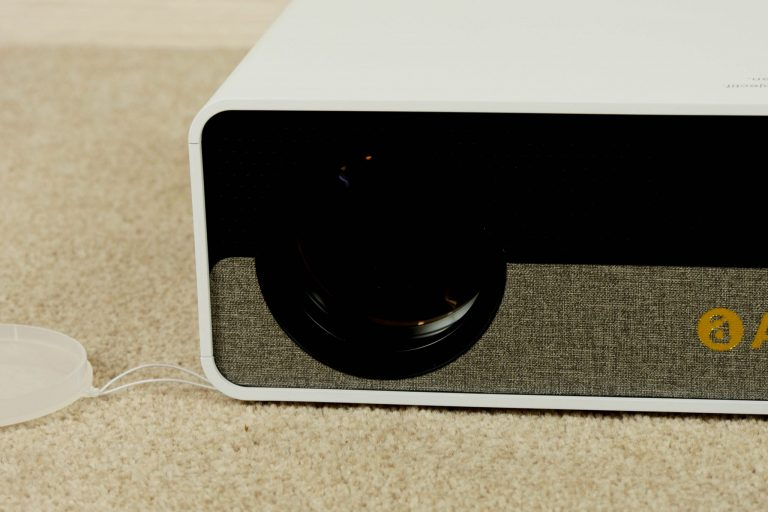 Alfawise Q9 projektor teszt 12