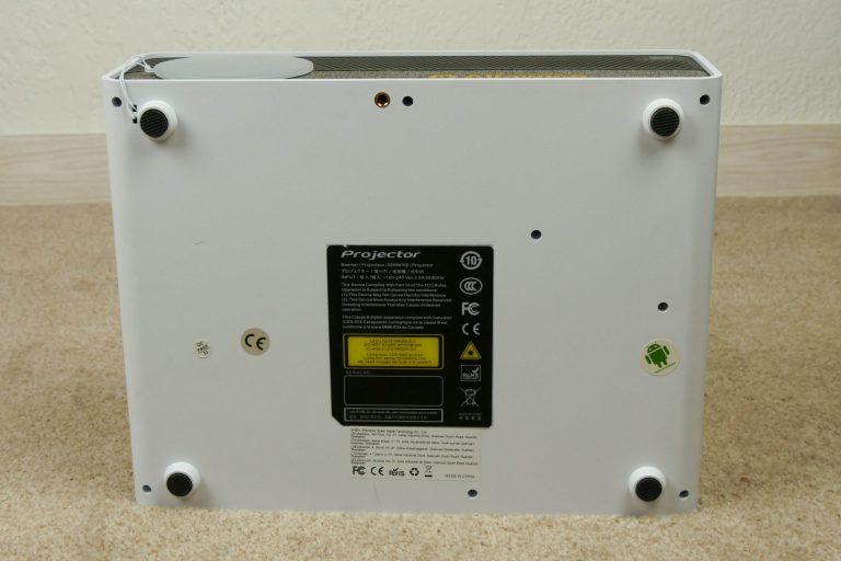 Alfawise Q9 projektor teszt 15