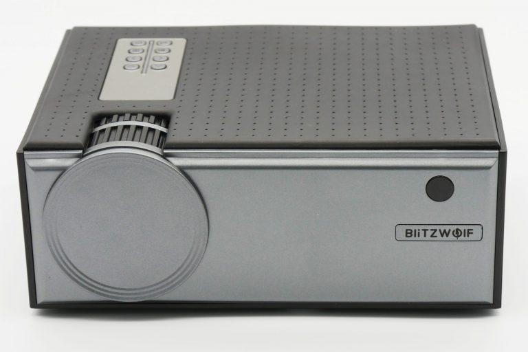 Blitzwolf BW-VP1 projektor teszt 3