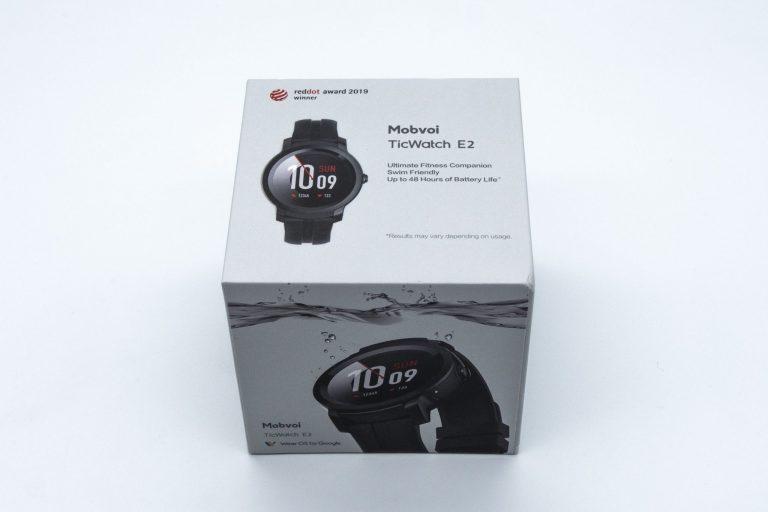 Ticwatch E2 okosóra teszt 10