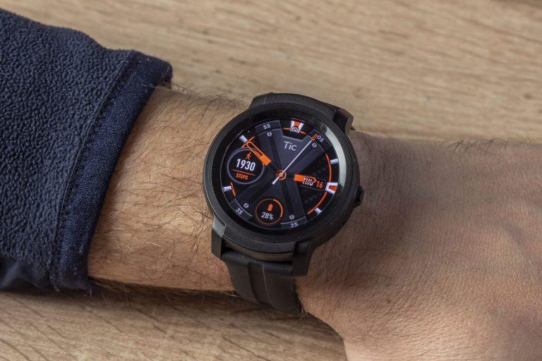 Ticwatch E2 okosóra teszt 11
