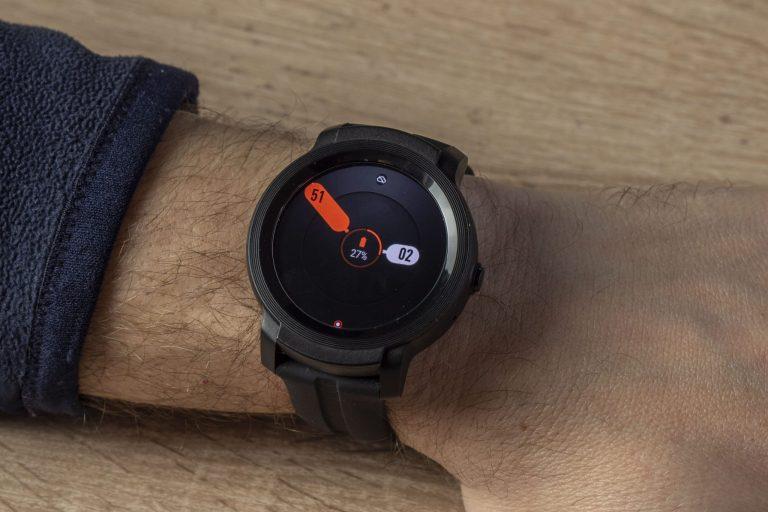 Ticwatch E2 okosóra teszt 12