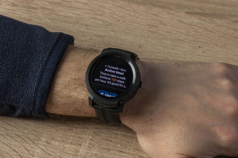 Ticwatch E2 okosóra teszt 13