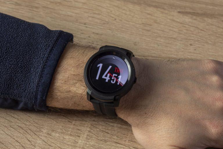 Ticwatch E2 okosóra teszt 14