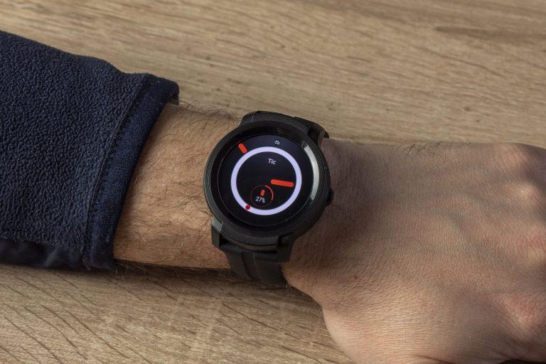 Ticwatch E2 okosóra teszt 15