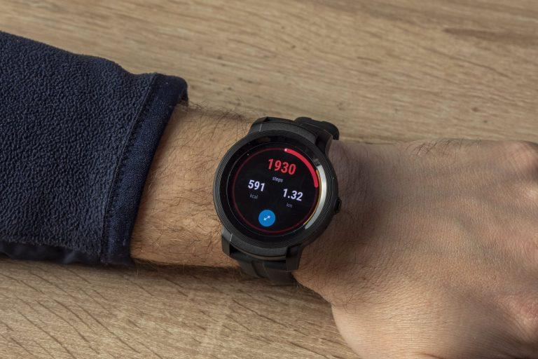 Ticwatch E2 okosóra teszt 17