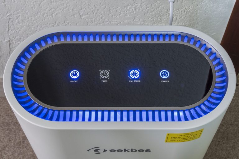Geekbes GL-FS32 légtisztító teszt 8