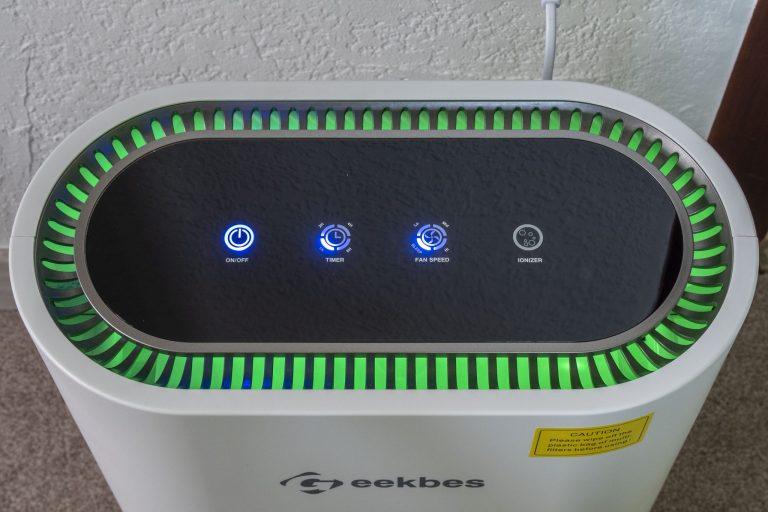 Geekbes GL-FS32 légtisztító teszt 7