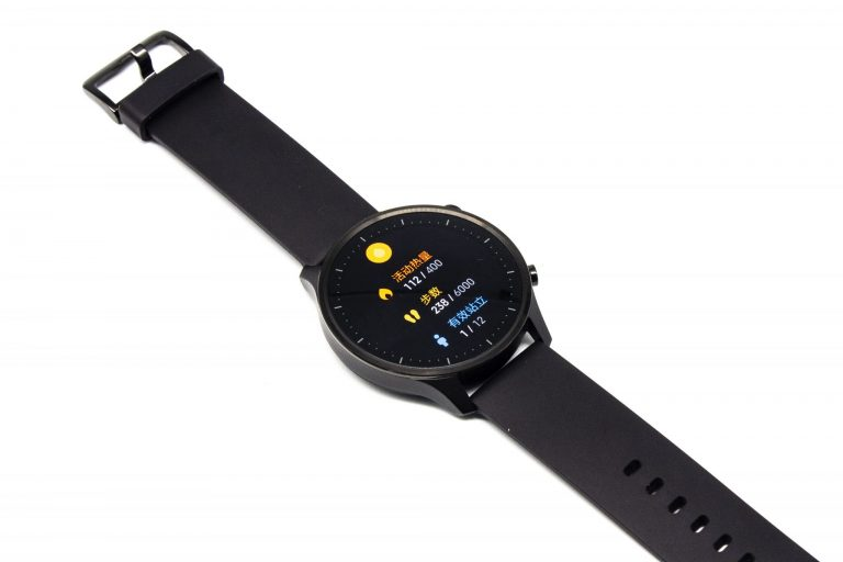 Xiaomi Mi Watch Color okosóra bemutató 12
