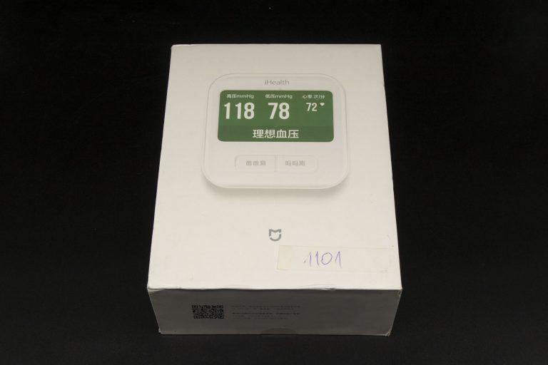 Xiaomi Mijia iHealth 2 vérnyomásmérő teszt 2