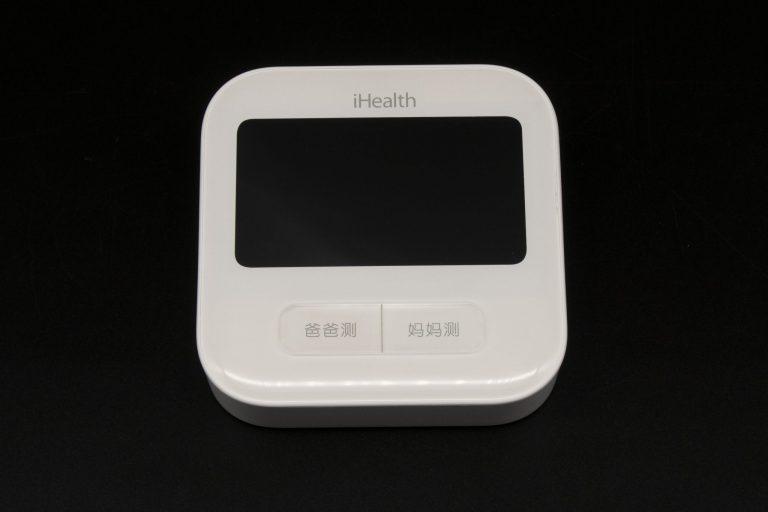 Xiaomi Mijia iHealth 2 vérnyomásmérő teszt 6